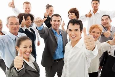 gambar karyawan setia dan bersemangat | EmasCorp.com